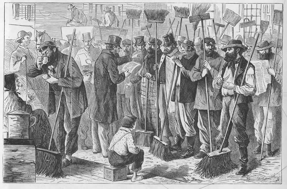 the problems of urban industrial workers in the 19th century in the united states Start studying chapter 6 and 7 review learn vocabulary,  all of these were problems created by late 19th century  who organized the industrial workers of the.
